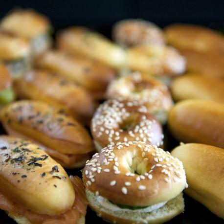 Les pains briochés