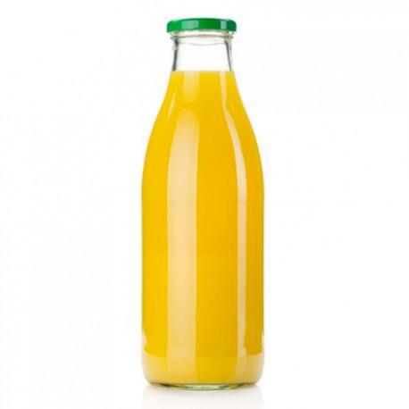 Jus d'orange 100% pur jus