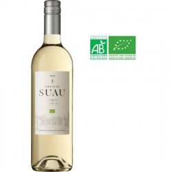Château SUAU - Bordeaux Blanc Bio